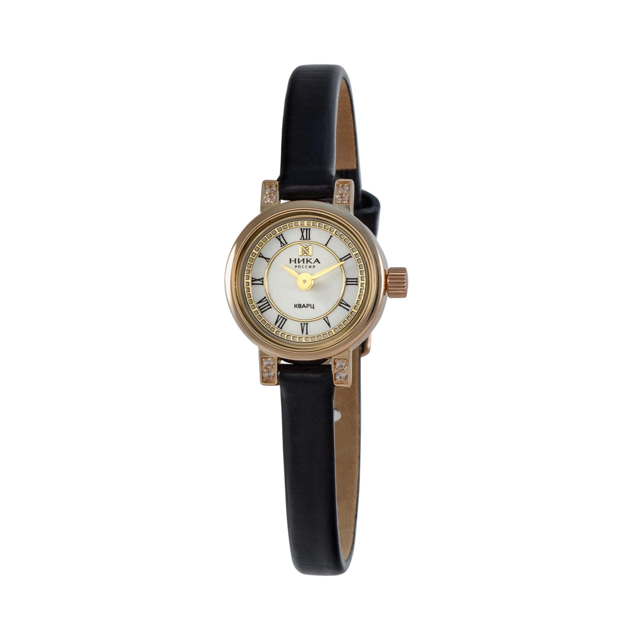 Женские часы из золота с фианитом арт. 0313.2.1.18а 0313.2.1.18а