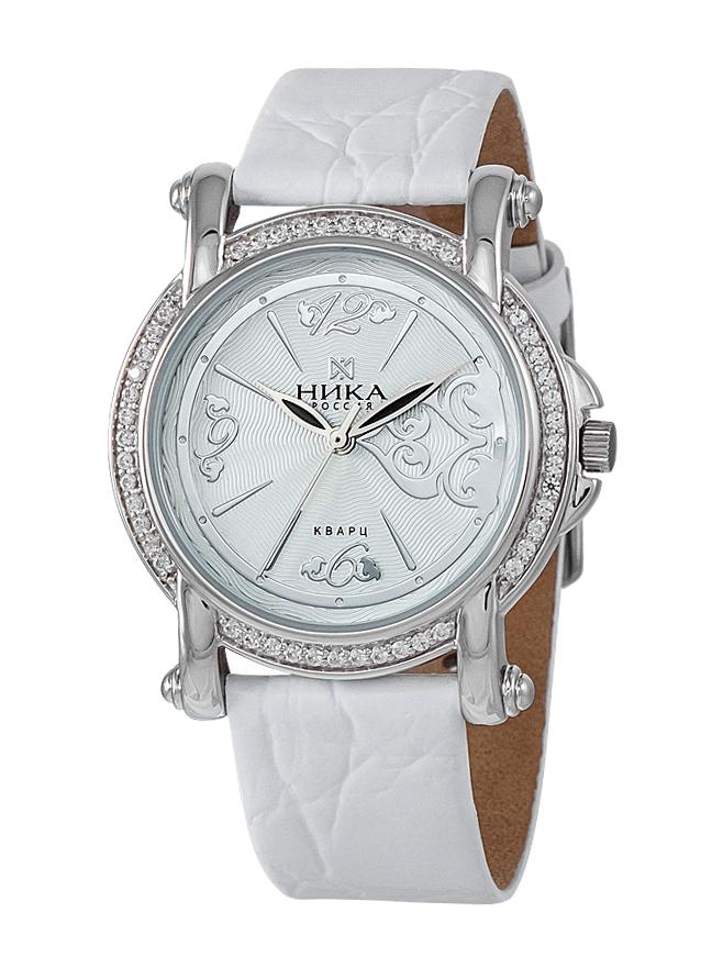 Женские часы из серебра с цирконием арт. 9014.2.9.22н 9014.2.9.22н