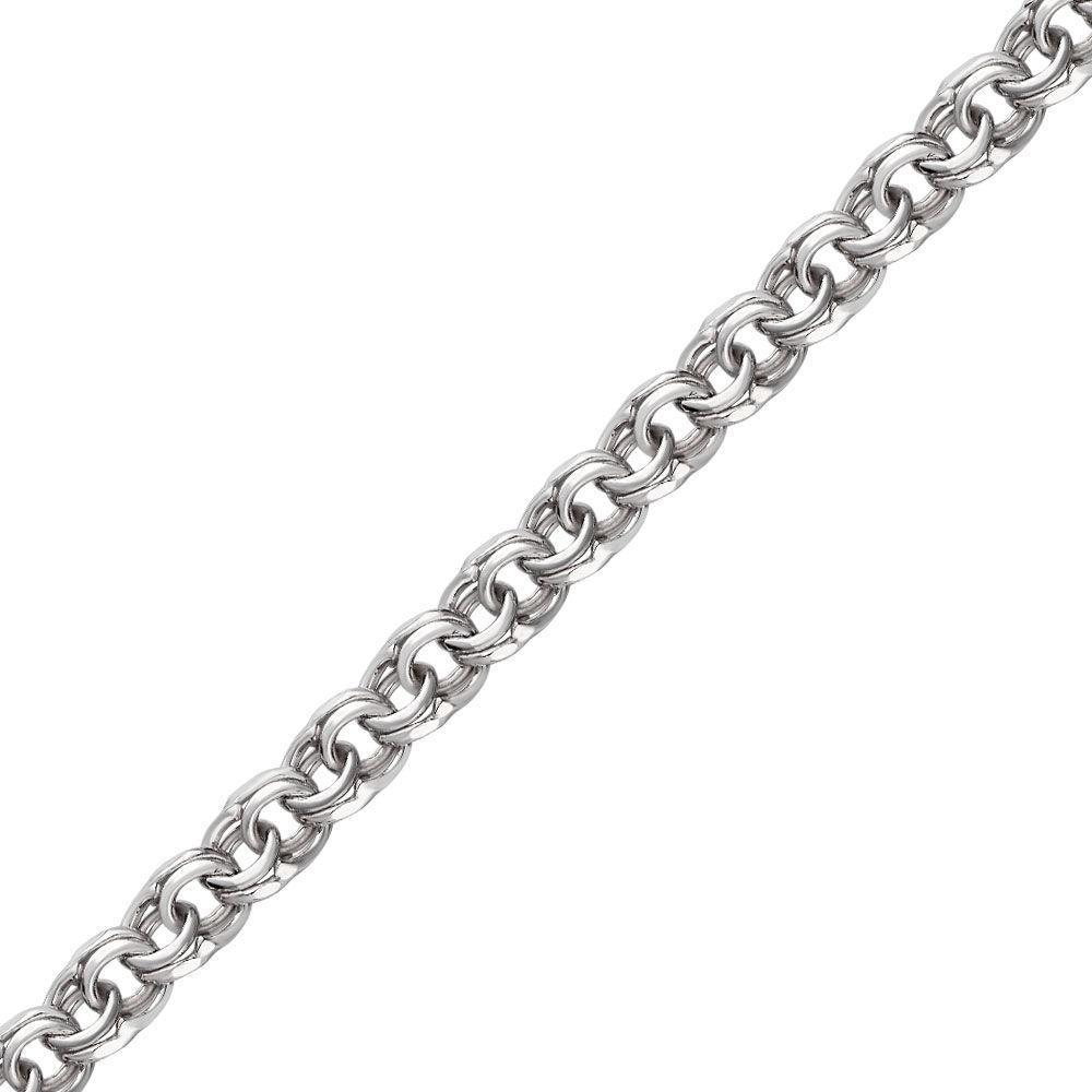Браслет-цепь из серебра арт. дац20б2а2 дац20б2а2