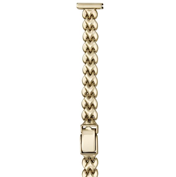 Женский браслет для часов из лимонного золота арт. 64207 64207