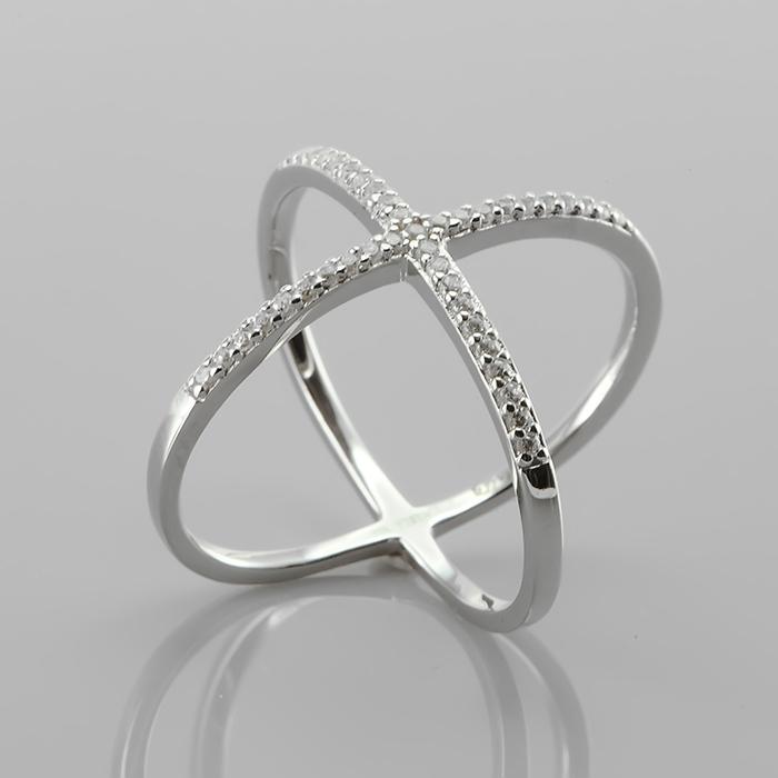 Серебряное кольцо Фианит арт. er1202y er1202y