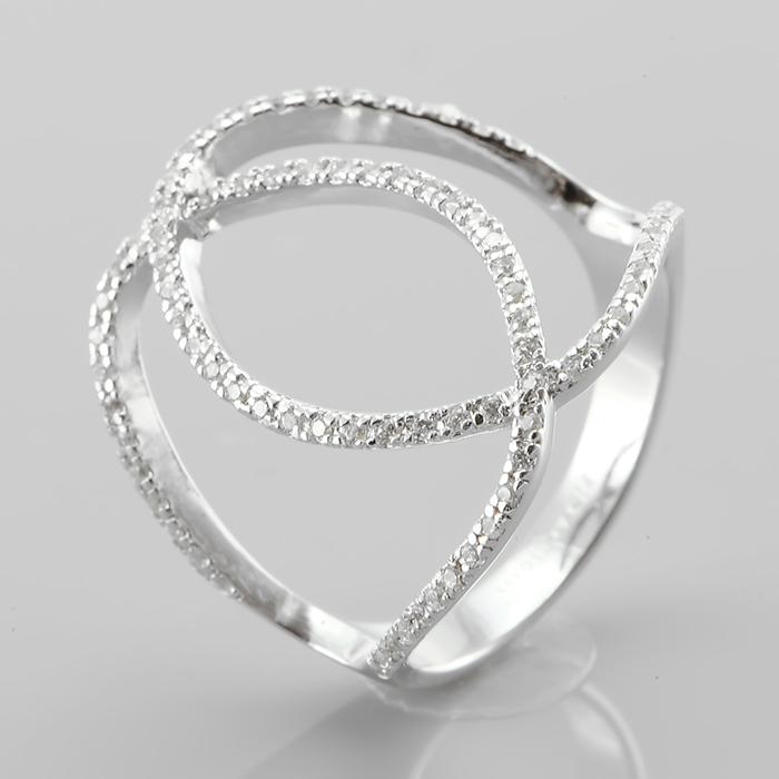 Серебряное кольцо Фианит арт. r907318 r907318
