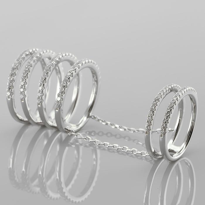 Серебряное кольцо Фианит арт. lr3586 lr3586