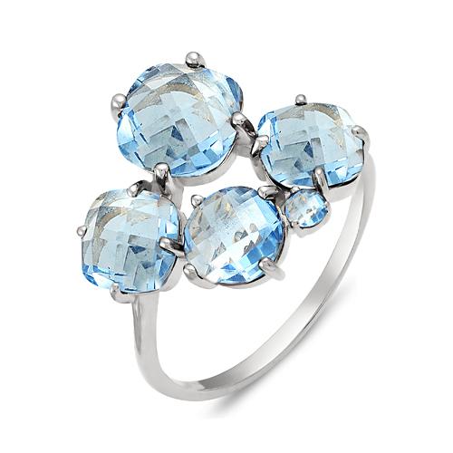 Серебряное кольцо Топаз арт. к620-1778т к620-1778т