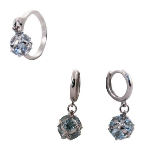 Серебряное кольцо Аметист арт. 4к-5022-04 4к-5022-04