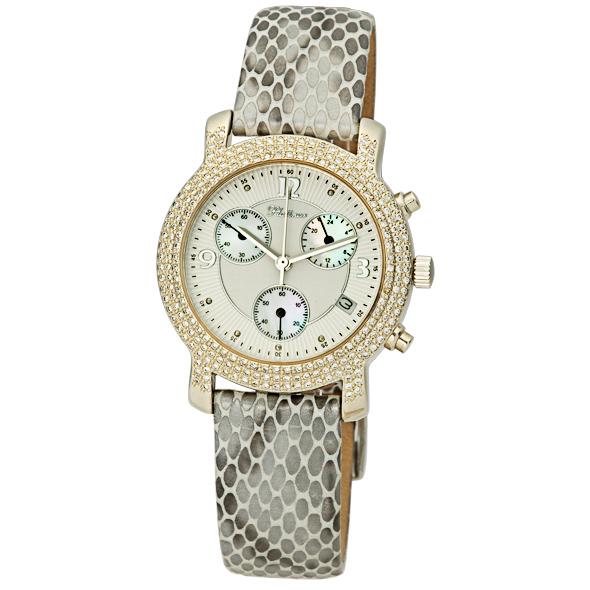 Женские часы из белого золота с бриллиантом арт. 97541 97541