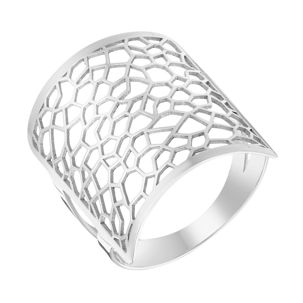 Серебряное кольцо 2015549/9