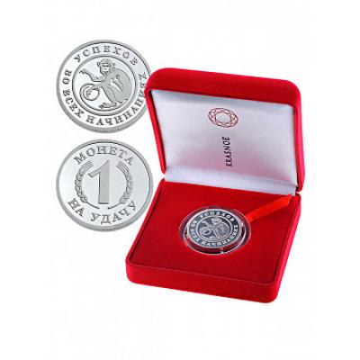 Серебряная медаль арт. 3400029272ф 3400029272ф