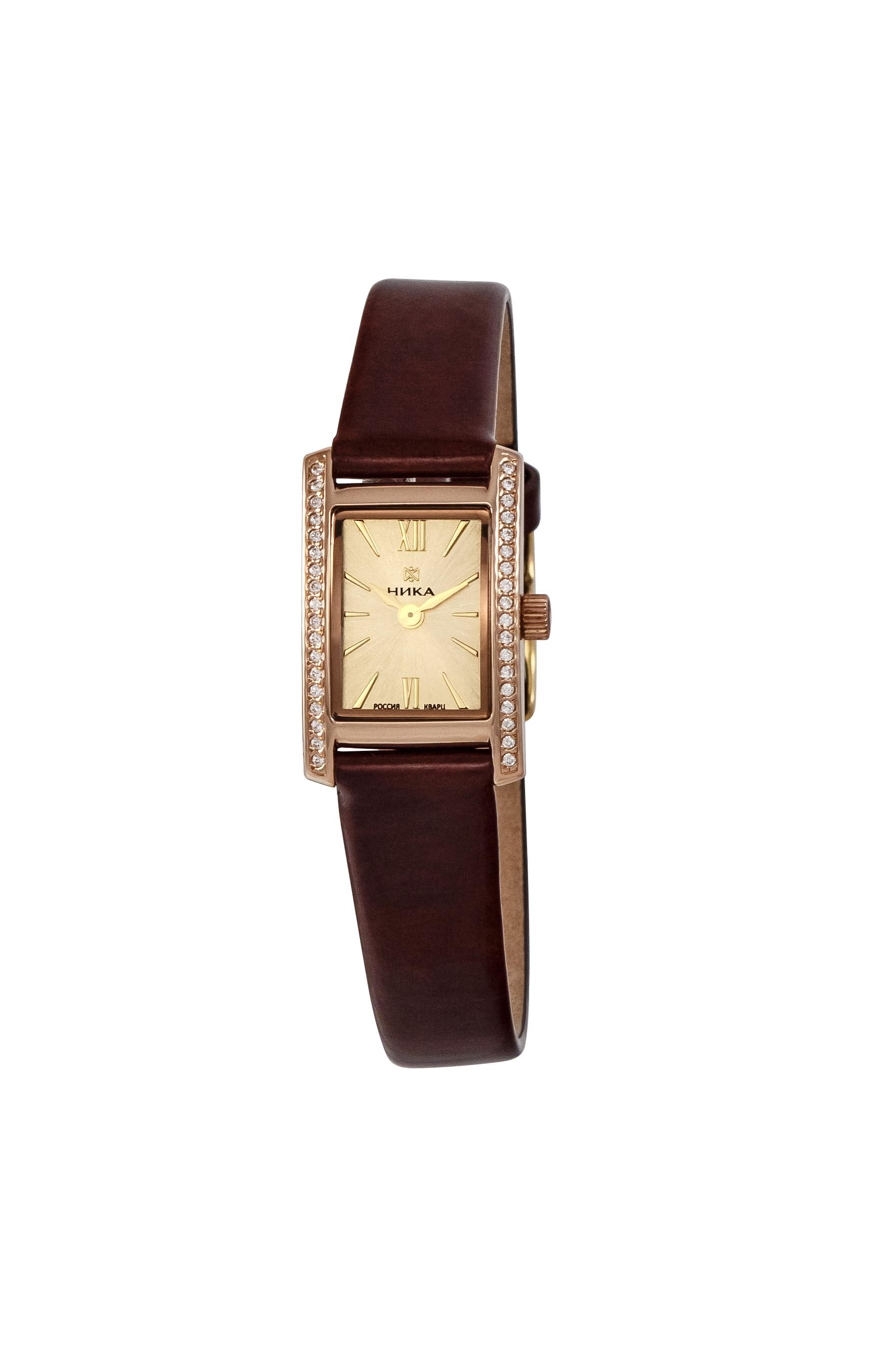 Женские часы из золота с фианитом арт. 0450.2.1.45а 0450.2.1.45а