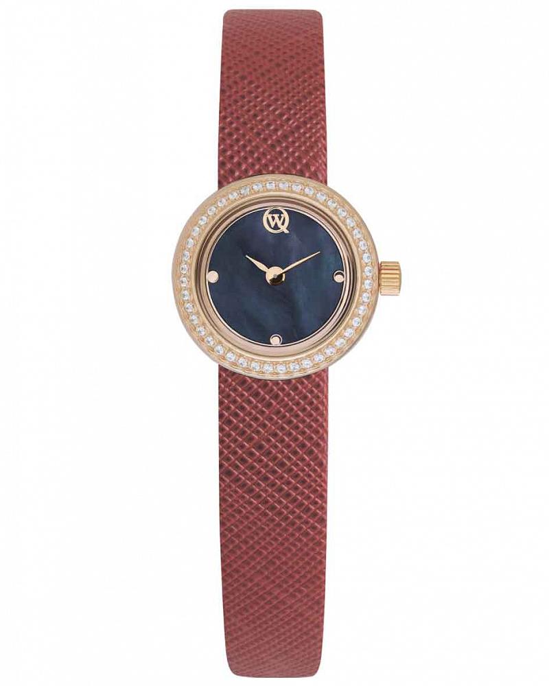 Женские часы из золота с серебром 925 пробы и фианитом арт. 6060.06.02.19.90а 6060.06.02.19.90а