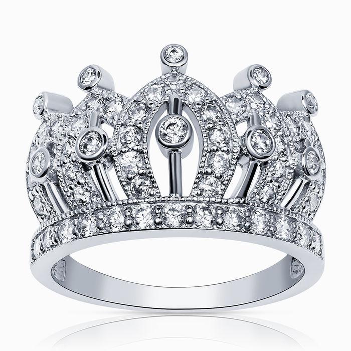 Серебряное кольцо Фианит арт. 38590 38590