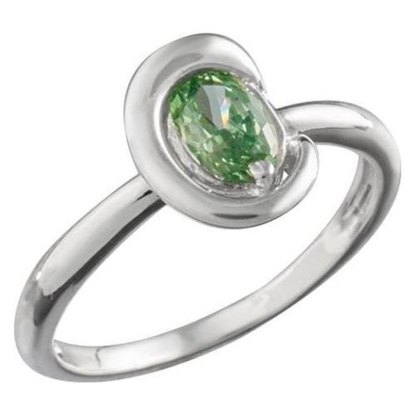 Серебряное кольцо Фианит арт. Y7200536 Y7200536