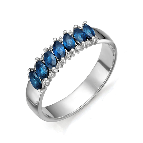 Серебряное кольцо Прочие арт. 01-0271/0нсл-00 01-0271/0нсл-00