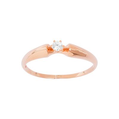Серебряное кольцо Фианит арт. к116 к116
