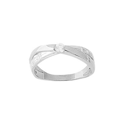 Серебряное кольцо Фианит арт. к158 к158