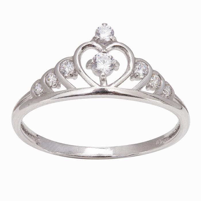 Серебряное кольцо Фианит арт. 25459 25459