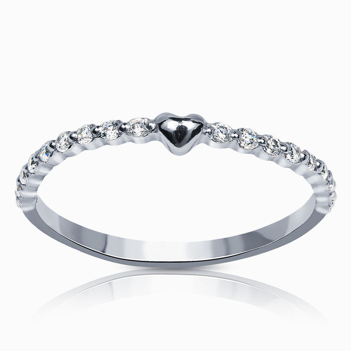 Серебряное кольцо Фианит арт. 37877 37877