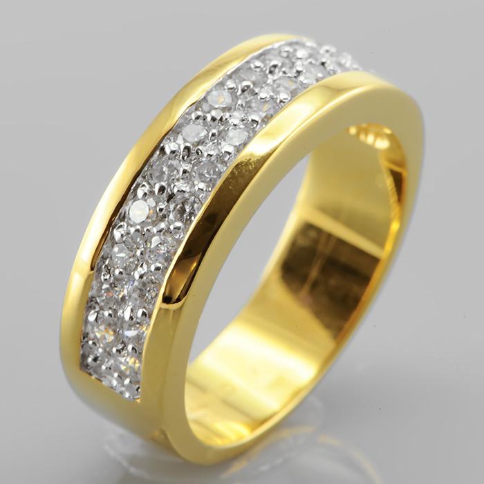 Серебряное кольцо Прочие и Фианит арт. r900646 r900646