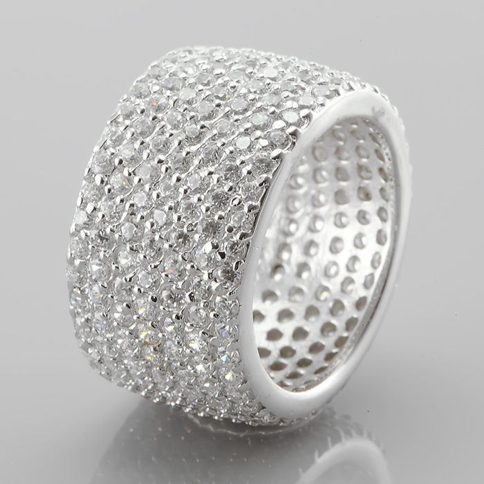 Серебряное кольцо Фианит арт. r922181 r922181