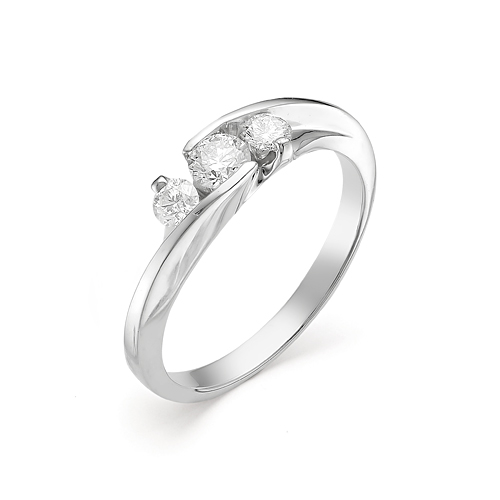 Золотое кольцо Бриллиант арт. 1-106-343 1-106-343