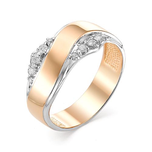 Золотое кольцо Бриллиант арт. 1-106-471 1-106-471