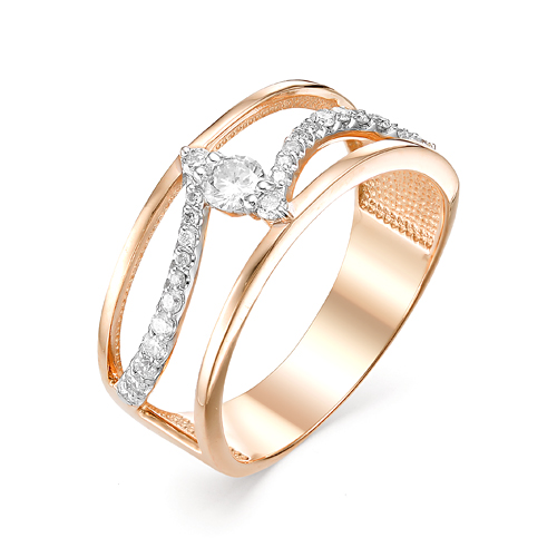 Золотое кольцо Бриллиант арт. 1-106-496 1-106-496