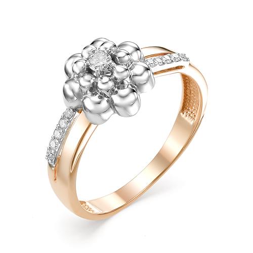 Золотое кольцо Бриллиант арт. 1-106-578 1-106-578