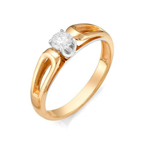 Золотое кольцо Бриллиант арт. 1-106-124 1-106-124