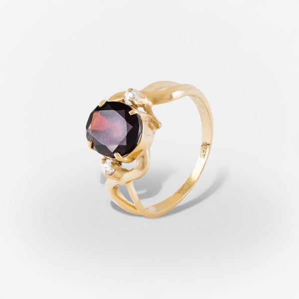 Серебряное кольцо Фианит арт. 1502360 1502360