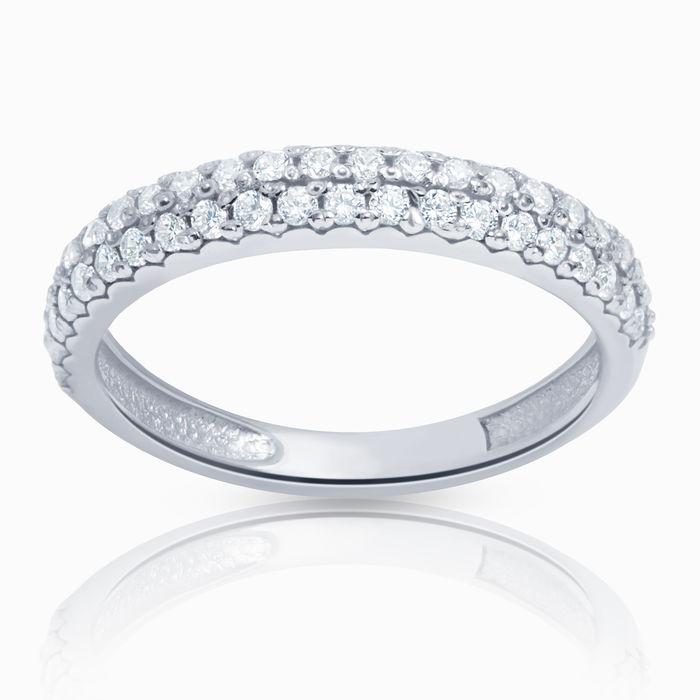 Серебряное кольцо Фианит арт. 25556 25556