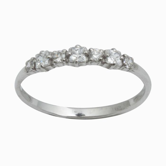 Серебряное кольцо Фианит арт. 38007 38007