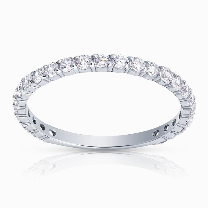 Серебряное кольцо Фианит арт. 37880 37880