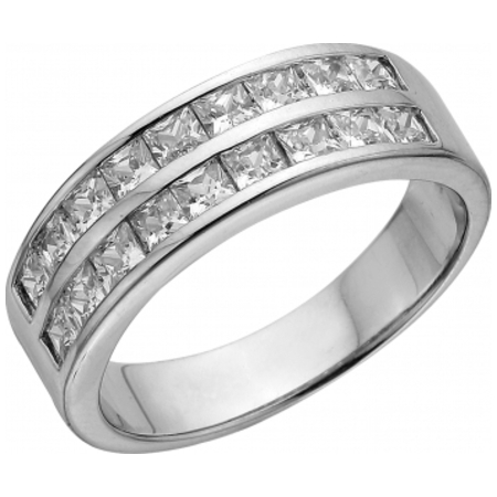 Серебряное кольцо Фианит арт. jnr 30 jnr 30