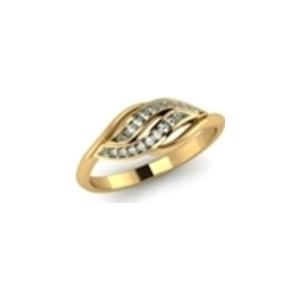 Кольцо из белого золота Бриллиант арт. к00595 к00595