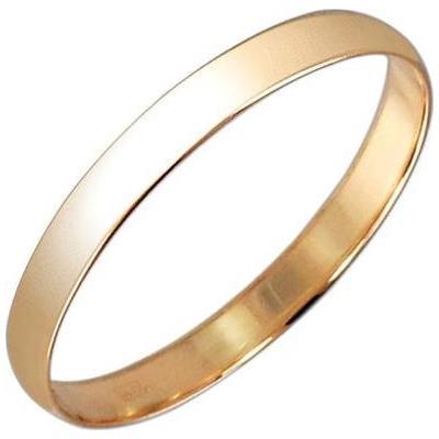 Обручальное кольцо из золота арт. 01о010343 01о010343