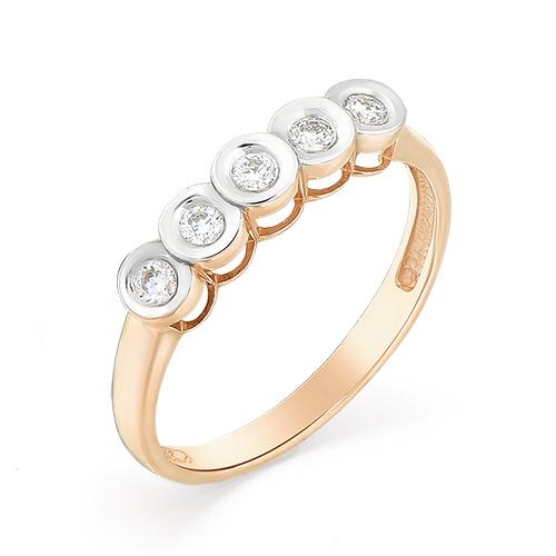 Золотое кольцо Бриллиант арт. 1-106-494 1-106-494