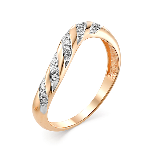 Золотое кольцо Бриллиант арт. 1-106-523 1-106-523