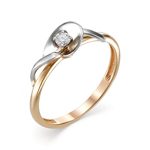 Золотое кольцо Бриллиант арт. 1-106-671 1-106-671