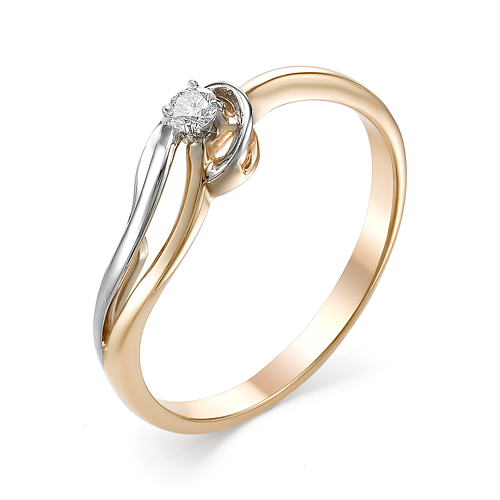 Золотое кольцо Бриллиант арт. 1-106-691 1-106-691