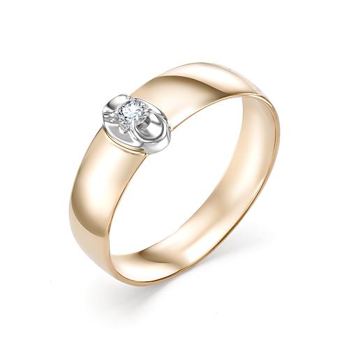 Золотое кольцо Бриллиант арт. 1-106-695 1-106-695