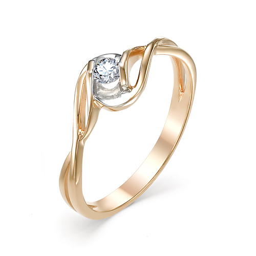 Золотое кольцо Бриллиант арт. 1-106-714 1-106-714