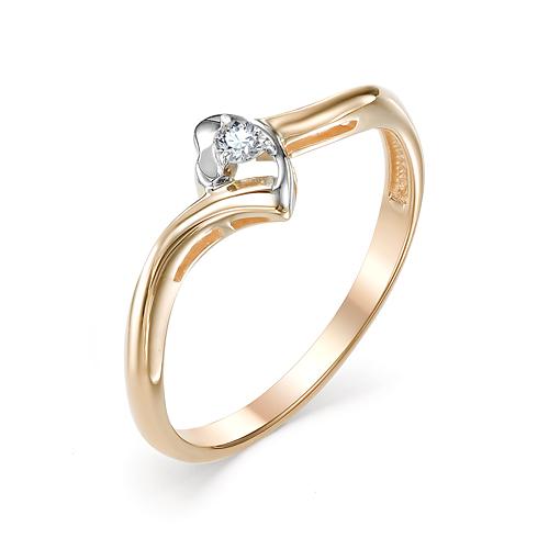 Золотое кольцо Бриллиант арт. 1-106-735 1-106-735