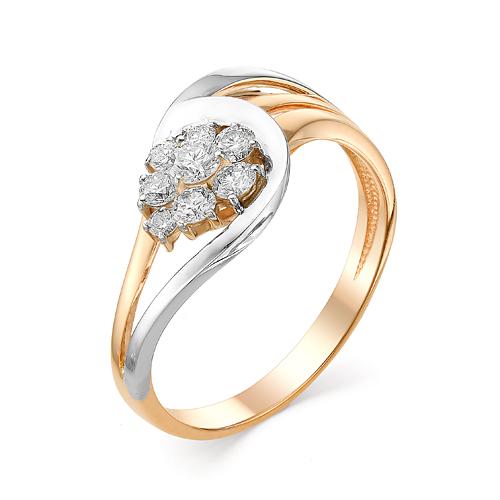 Золотое кольцо Бриллиант арт. 1-106-476 1-106-476