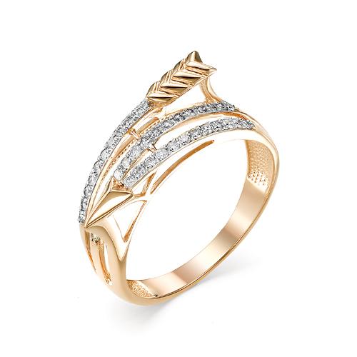 Золотое кольцо Бриллиант арт. 1-106-620 1-106-620