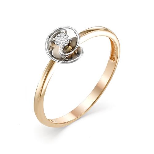 Золотое кольцо Бриллиант арт. 1-106-672 1-106-672