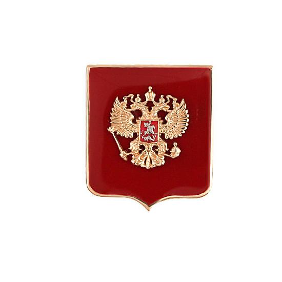 Золотой значок с эмалью арт. э464 э464