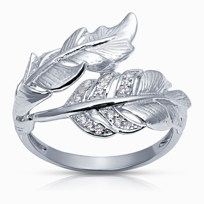 Серебряное кольцо Фианит арт. 36538 36538
