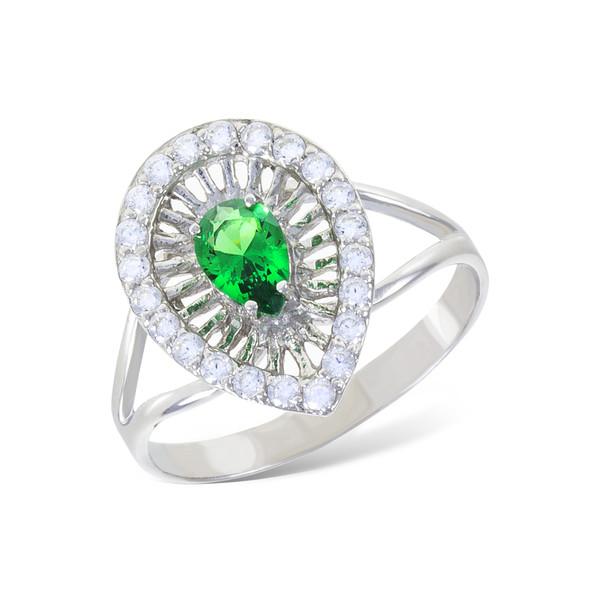 Серебряное кольцо Фианит арт. 1502624 1502624