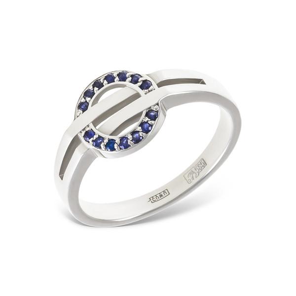Серебряное кольцо Фианит арт. 1502637 1502637