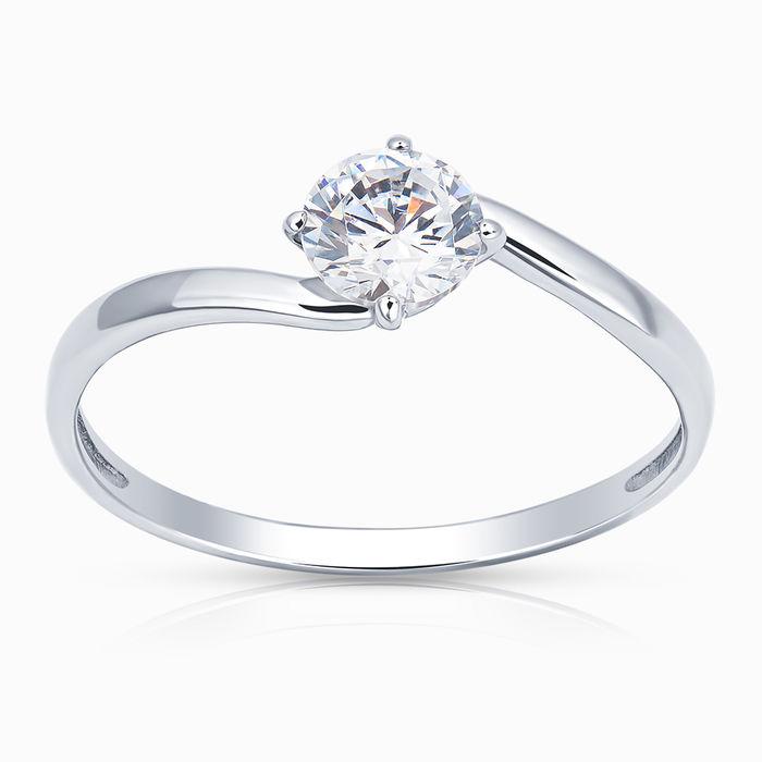Серебряное кольцо Фианит арт. 42804 42804